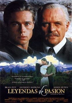 "Ver película Leyendas de Pasion online latino 1994 gratis VK completa HD sin cortes descargar audio español latino online. Género: Drama romántico, Aventura Sinopsis: ""Leyendas de Pasion online latino 1994"". ""Legends of the Fall"". William Ludlow (Anthony Hopkins), un coronel ab"