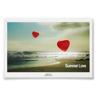 Summer Love Poster #Posters #Love