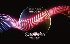 2015 EUROVISION Song Contest 23 May , VIENNA , AUSTRIA