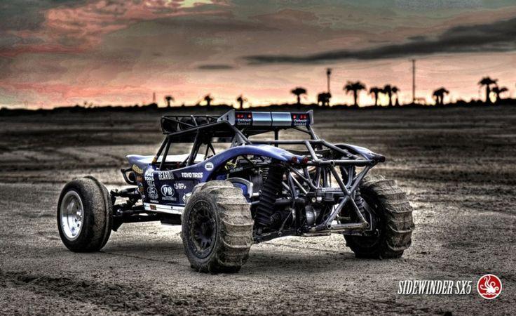 "hpi+baja+team+chase+bumper   Kraken RC SX5 ""Sidewinder"" Sand Rail Kit for HPI Baja 5B/SC/T"