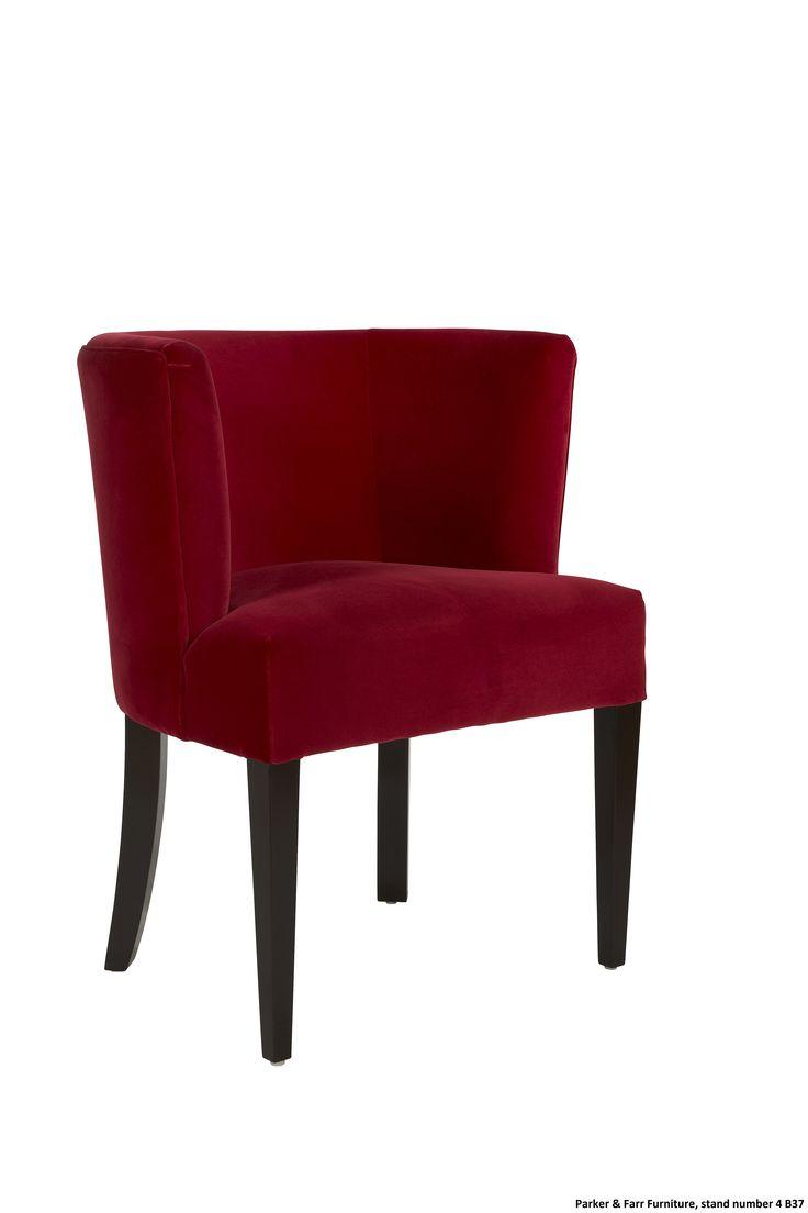 INDEX Exhibitor 2016 | PArker & Farr Furniture | Stand no. 4 B37 | www.parkerandfarr.co.uk