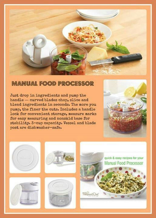 8 best manual food processor recipes images on pinterest pampered manual food processor my hosts absolutely love this product many recipes to forumfinder Images