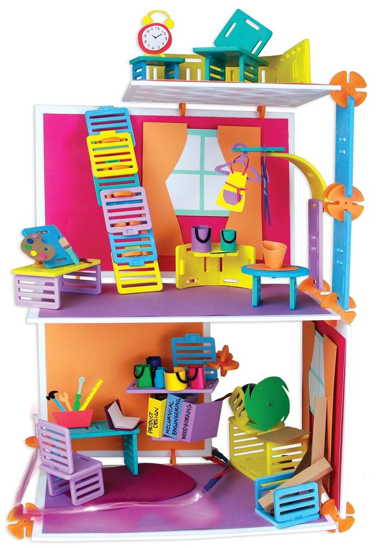Roominate Chateau Building Set