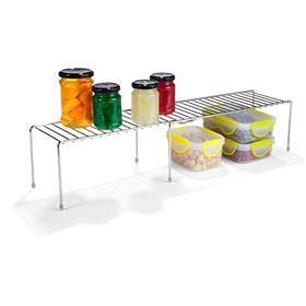 Chrome Extendable Shelf - Small