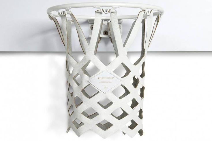 All-White Indoor Mini Basketball Kit – Fubiz Media