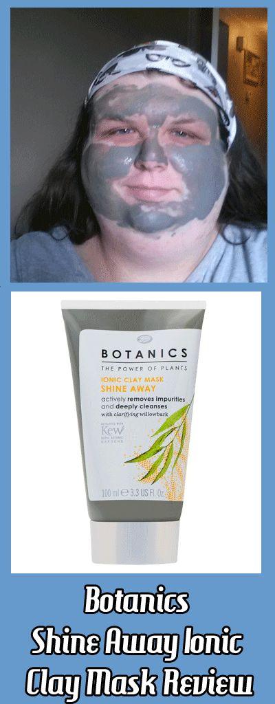 Botanics Shine Away Ionic Clay Mask Review