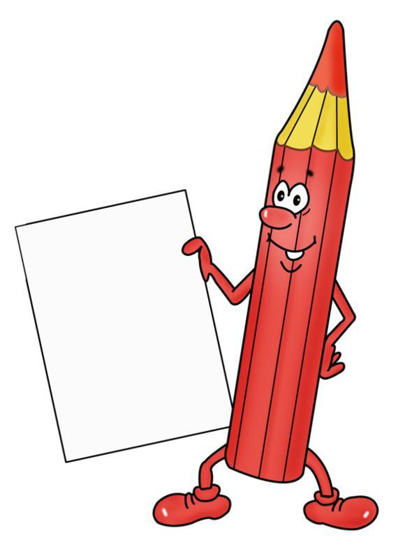 Картинки для детей карандашик