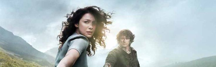 The order in which to read Diana Gabaldon's OUTLANDER series