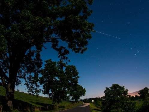 Lluvia de meteoros, eclipses solares y lunares se podrán disfrutar a lo largo del año; serán vistos ... - excelsior.com.mx