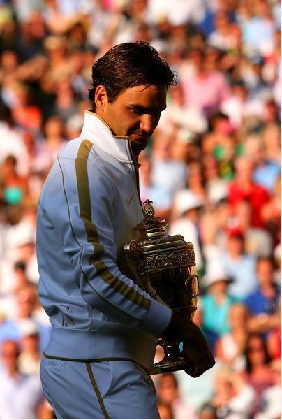 Roger Federer, Wimbledon 2009