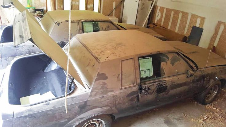 Brand New 1987 Buick Grand Nationals Found - http://barnfinds.com/brand-new-1987-buick-grand-nationals-found/