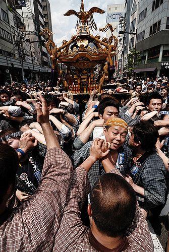 Sanja-maturi 三社祭 *-*.