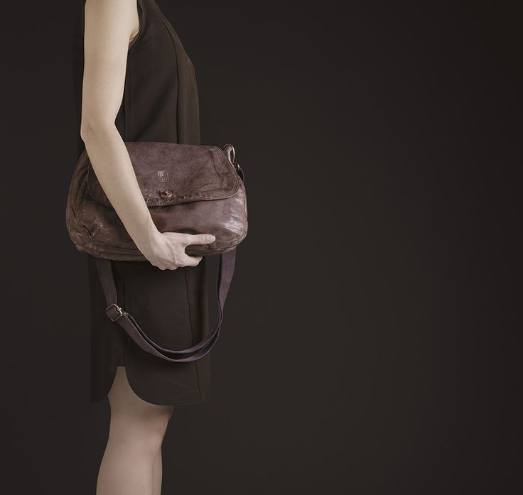Timeless Collection | Shoulder bag | Cocoa brown