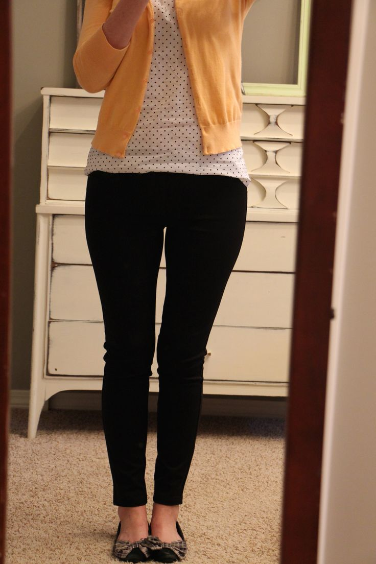A different color cardigan but otherwise I really like the whole outfit