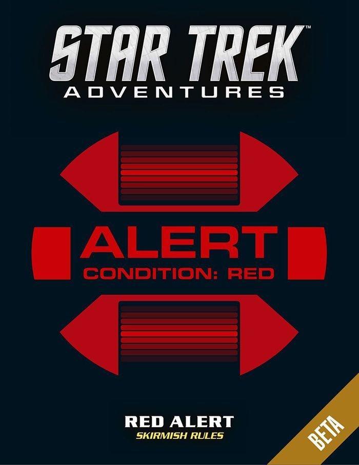 'Star Trek Adventures: Red Alert' Available as a Free PDF