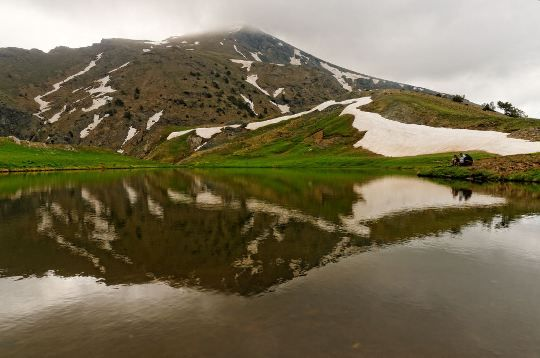 VISIT GREECE| Mt. Smolikas Dragon Lake, M. Zervas www.anevenontas.gr