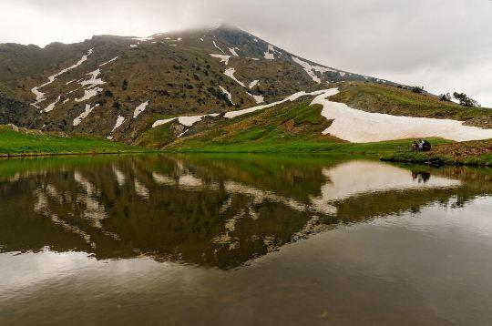 VISIT GREECE| Mt. Smolikas Dragon Lake, M. Zervas www.anevenontas.gr