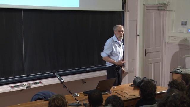 """Alain Connes - """"Espace-temps, nombres premiers, deux défis pour la géométrie"""""""
