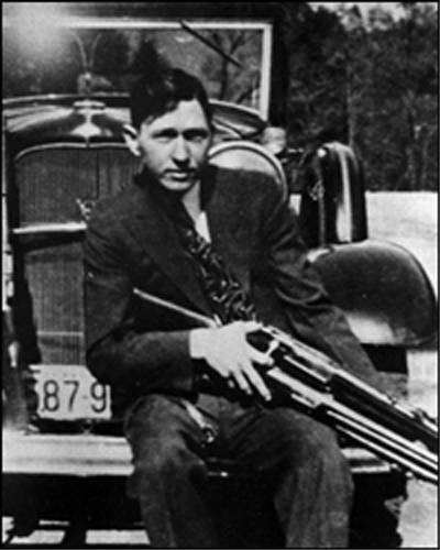 Clyde was paroled in early 1932 and soon returned to a life of crime. FBI.gov