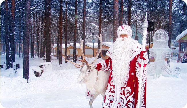Туры в Великий Устюг на Новый Год и зимние каникулы