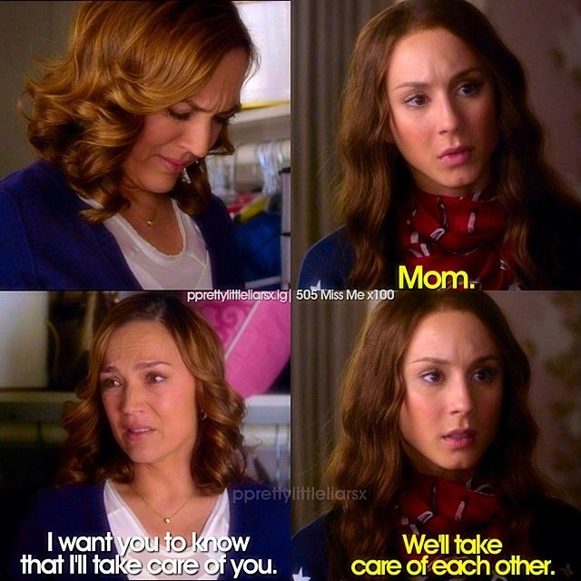 """S5 Ep5 """"Miss Me x 100"""" - Spencer and her mom"""