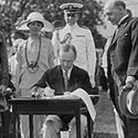 The Johnson-Reed Act was a law that limited the amount of immigrants coming into the United States. The law only allowed 2% of the current American population of a given foreign country to immigrate to America. Asians were not allowed immigrate.
