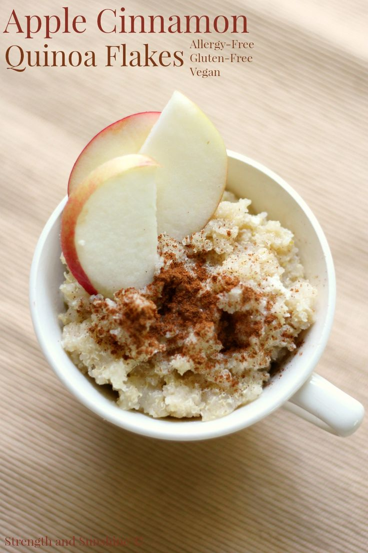 how to make quinoa flakes in microwave