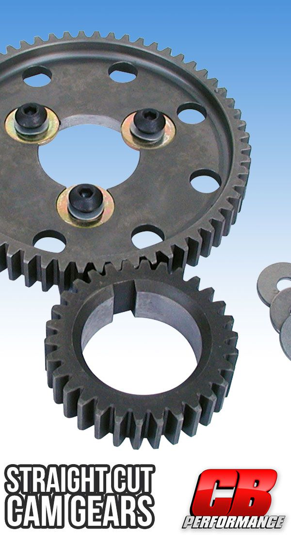 1399 Straight Cut Cam Gears | VW Parts | Vw parts, Gears, Straight cut