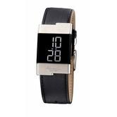 Found it at AllModern - Women's Straps Digital Watch in Black