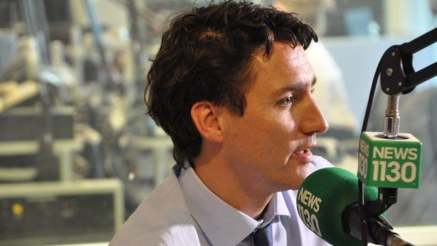 Prime Minister Justin Trudeau Defends Proposed Legal Age of 18 For Pot