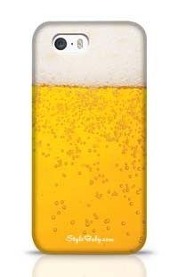 Mug Of Beer Apple iPhone 5S Phone Case