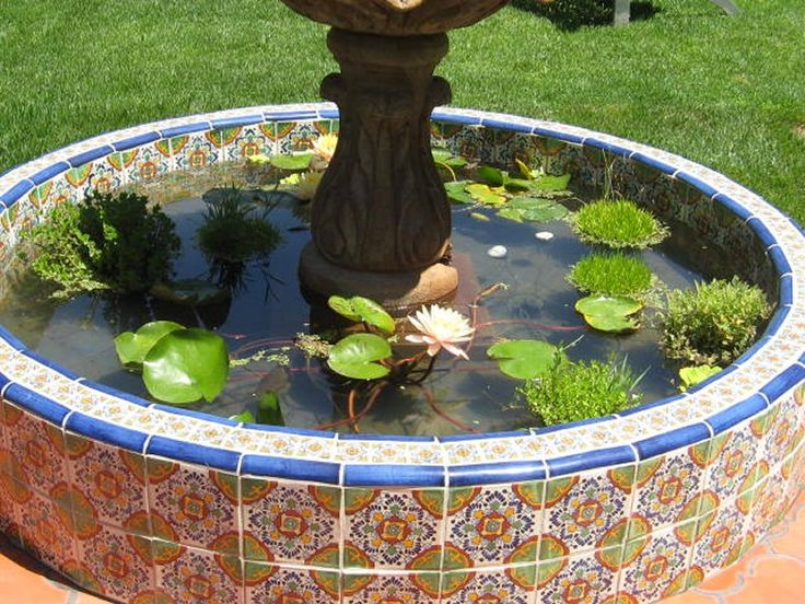 Fountain For Home Decoration: 22 Best Front Patio Images On Pinterest