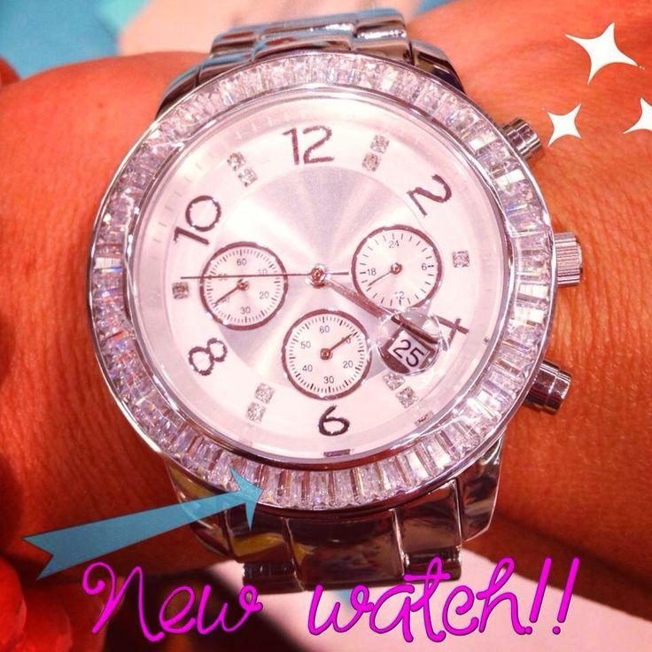 New watch...I luv #silpada!