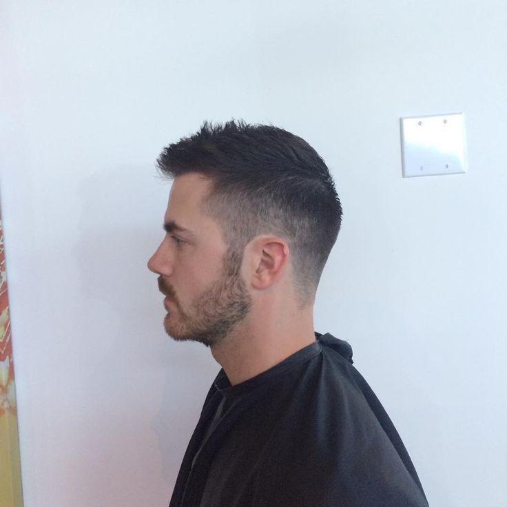 #menshair #gentscut #fade #barbering @crimsonhairsalon #kelownahair #kelownastylist #hair_by_louisep