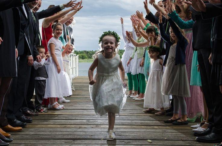 Jak ubrać dziecko na wesele