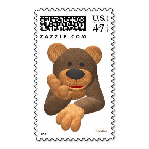 Dinky Bears: Hi!