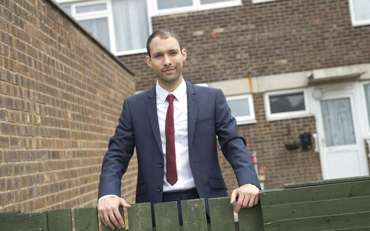 This landlord's portfolio of 11 properties yields 19pc – and he says he could   cope if interest rates hit 9pc