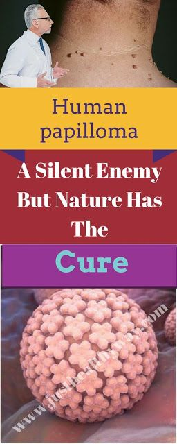 HUMAN PAPILLOMA, A SILENT ENEMY BUT NATURE HAS THE CURE