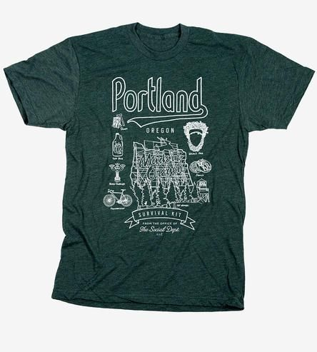 17 best images about local lovin 39 on pinterest city for Portland t shirt printing
