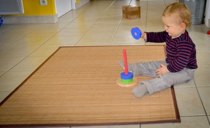 Quels sont les jeux Montessori adaptés à un enfant entre 6 et 12 mois ? Qu'apportent ces jeux Montessori pour l'éveil et le développement ?