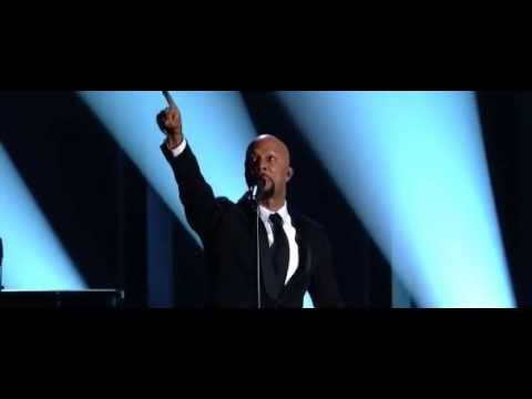 John Legend & Common performance Glory - Grammy Awards 2015 [FULL SHOW HD]