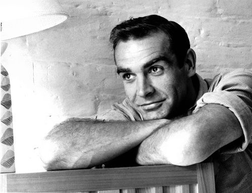 Sean Connery 1963   Really ?  God certainly blessed this man as he just gets better looking as he ages!