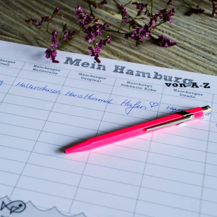 Das Spiel deiner Lieblingsstadt…ganz einfach  #stadtlandfluss #spiele #schreibkram #hamburgliebe #coole Produkte #adventskalenderfüllung – elbkram