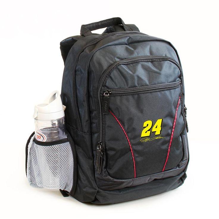Jeff Gordon NASCAR 2-Strap Stealth Backpack