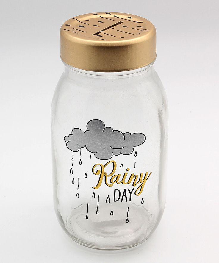 39 rainy day 39 mason jar bank jars mason jars and masons for Mason jar piggy bank