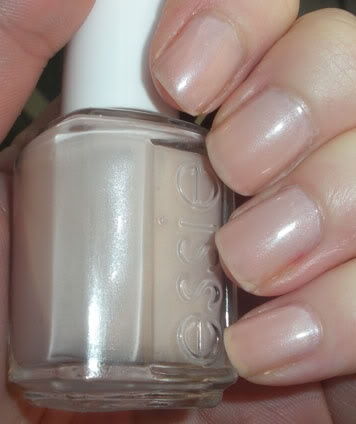 essie color polish blushing bride bxswy