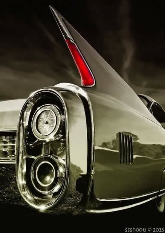 '60 Cadillac...Re-pin...Brought to you by #CarInsurance at #HouseofInsurance in #EugeneOregon