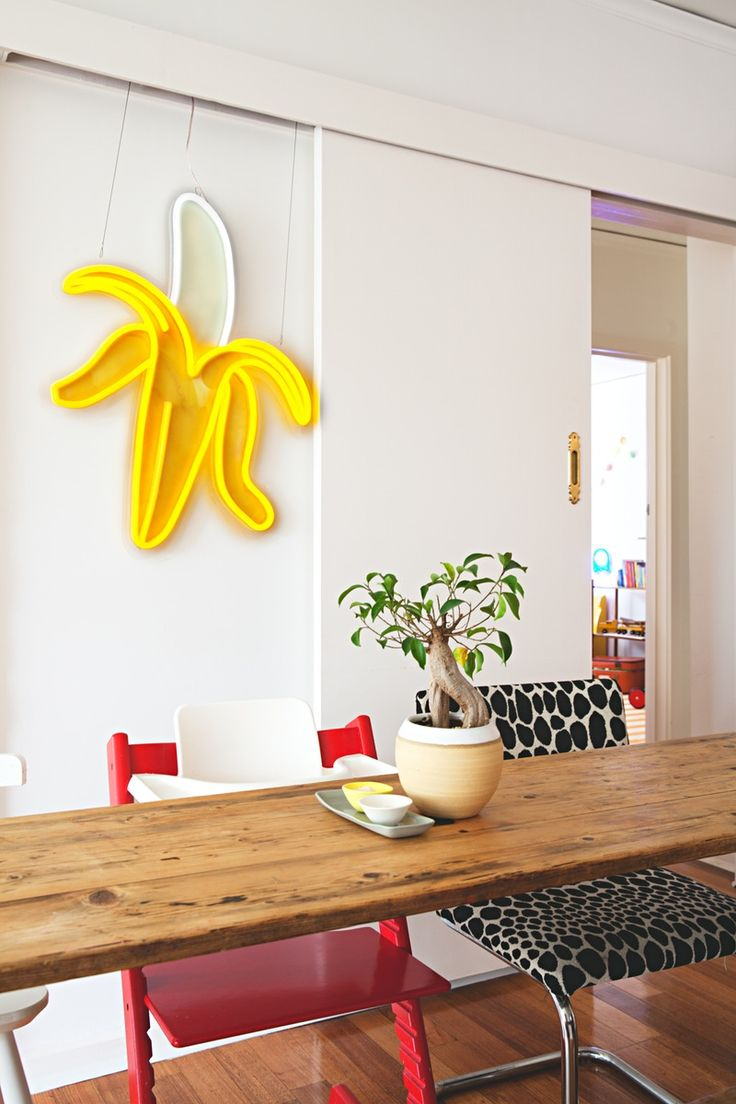 Why So Serious? Playful Design Trends We're Spotting: Neon, 80s Influences, Toys & More | Apartment Therapy