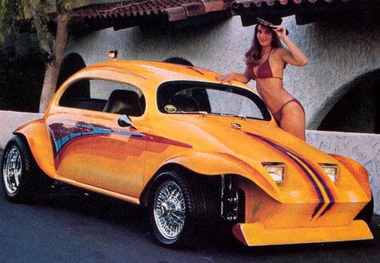 1980's radical show bug - Aircooled Volkswagen Forum | VW ...