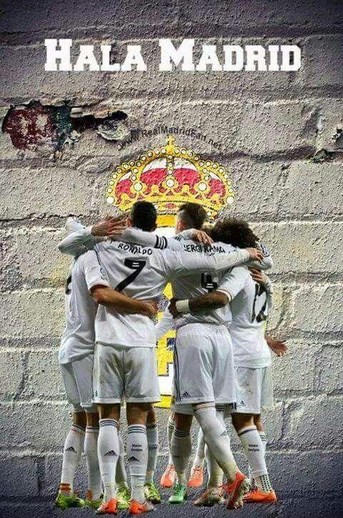 Real Madrid<3,3<3<3